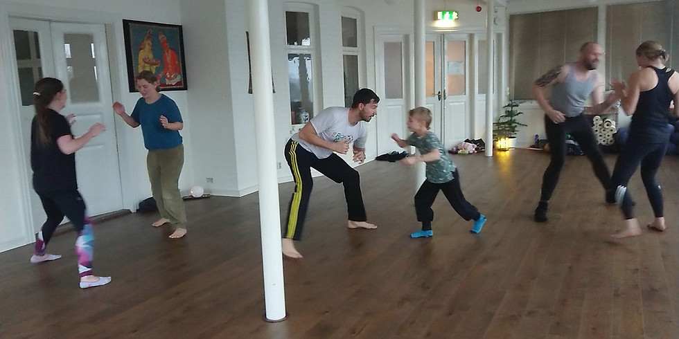 Capoeira for Beginners with Peter