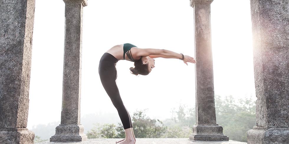 Master class with Isabella Nitschke, Ashtanga Yoga Malmö - Backbends