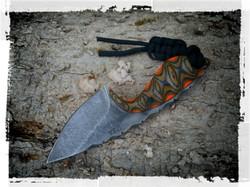 COVERT Series Neck Knife