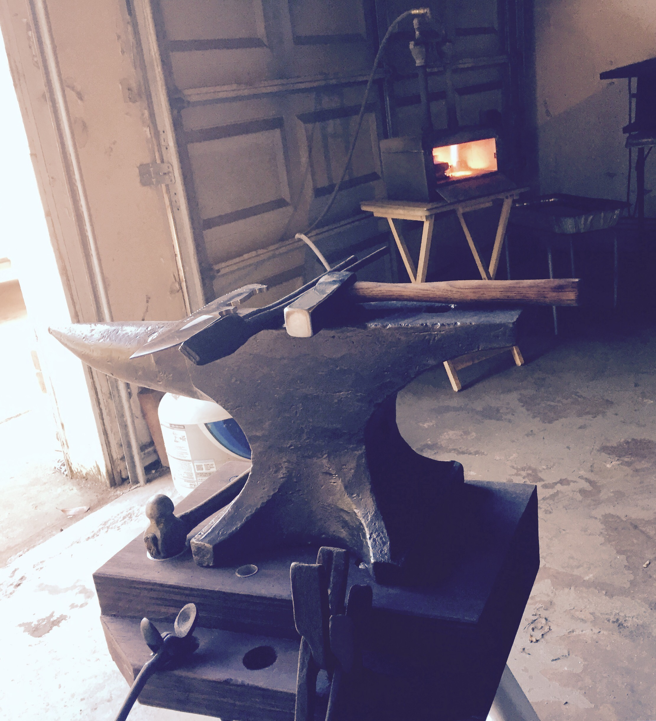 PETER WRIGHT ANVIL