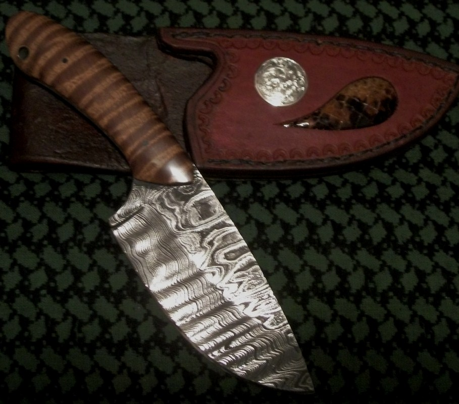 CUSTOM HUNTER-DAMASCUS