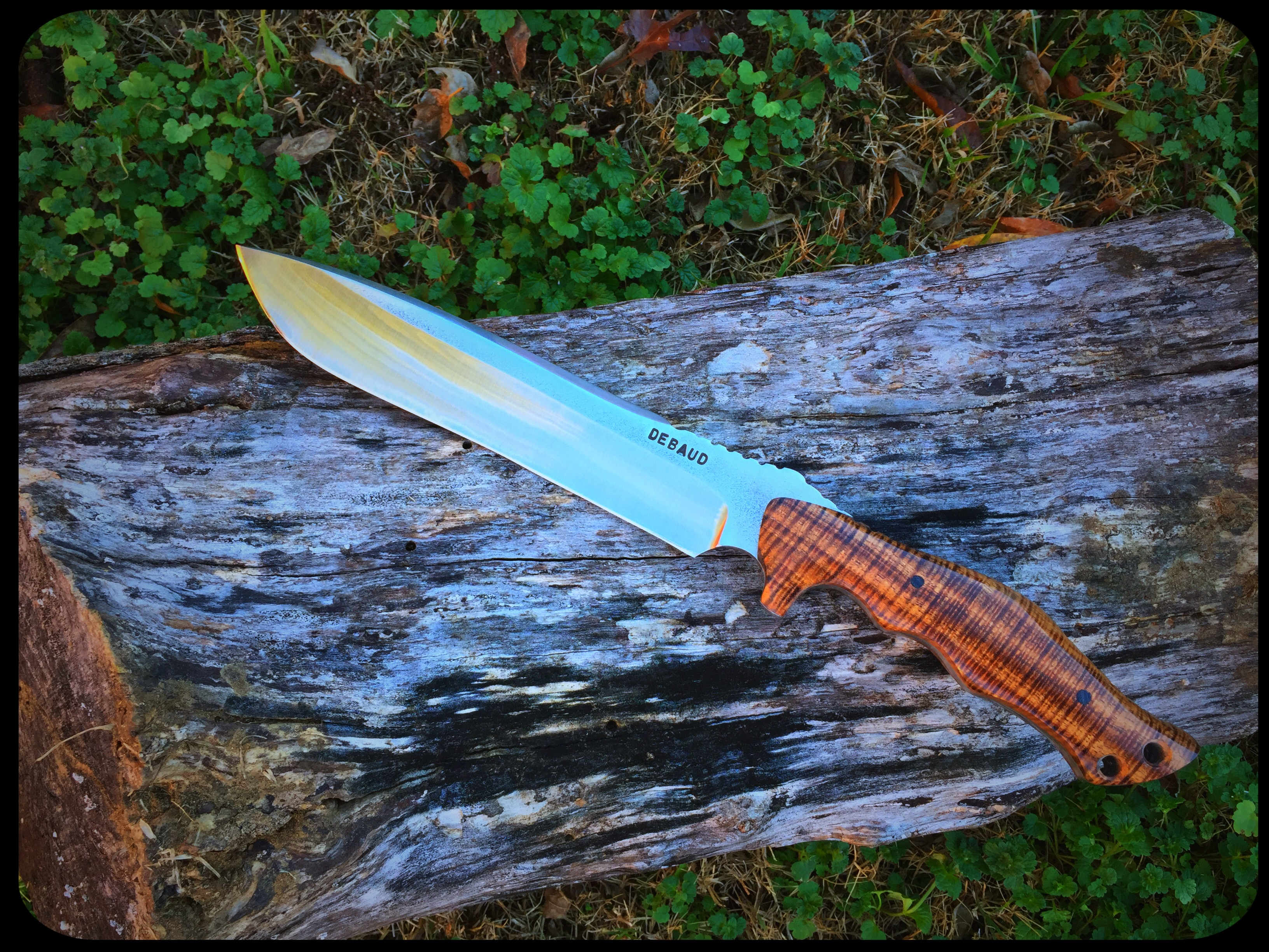 Custom PATHFINDER CAMP MODEL KNIFE