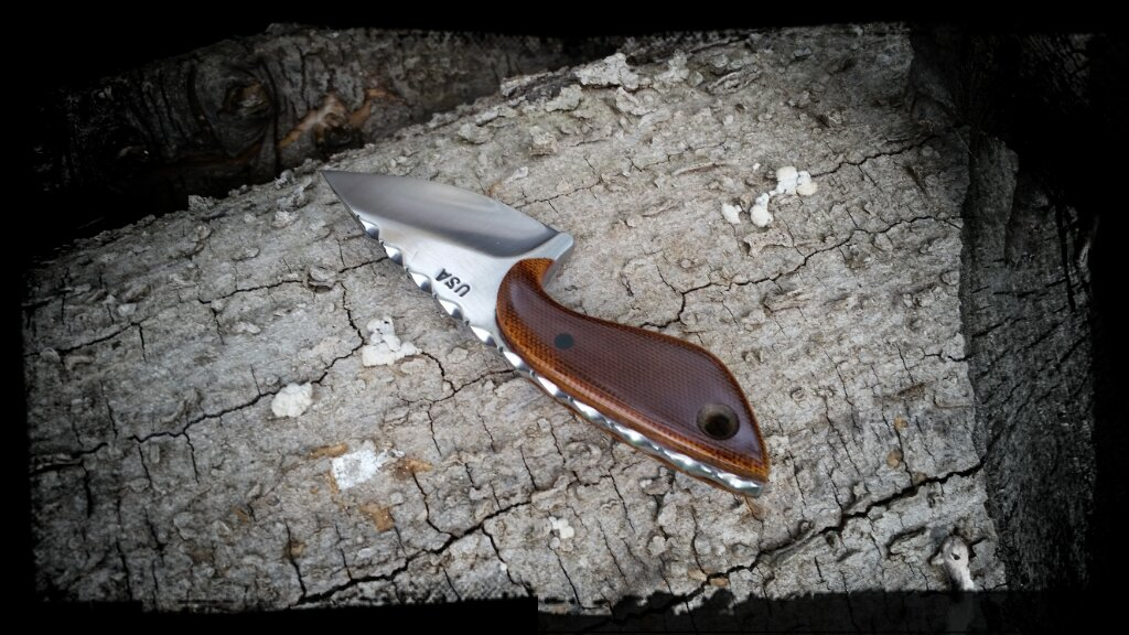 Covert Neck Knife Series