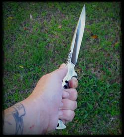 CIA STEAK KNIFE