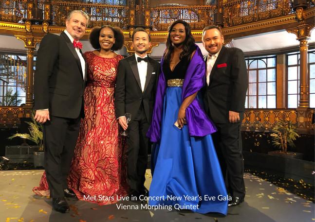 Met Stars in Concert - New Year's Eve gala
