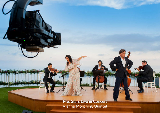 Met Stars Live in Concert broadcast on PBS Great Performances from 4 June 2021