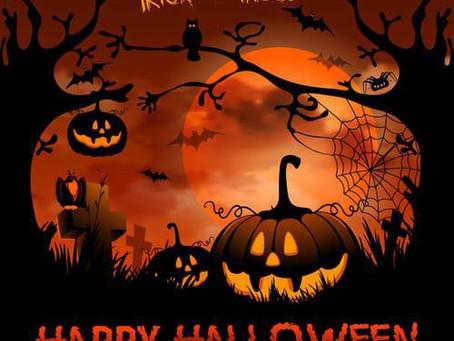 Отмечайте Halloween вместе с нами!