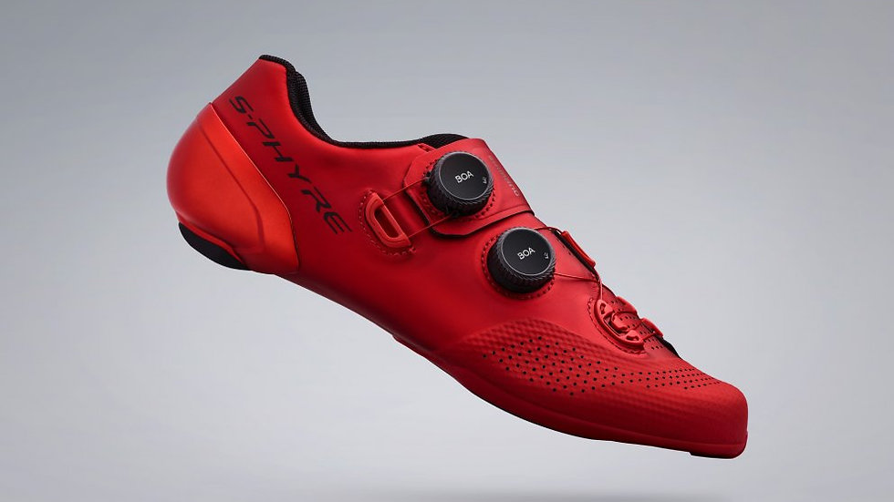 Shimano S-Phyre SH-RC902 road shoes