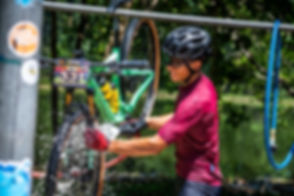 CYCLEVOLUTION Markham bike wash