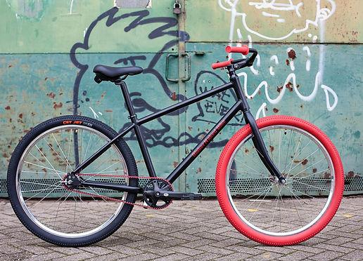 Stedelijke fiets Bloker Naked Bike