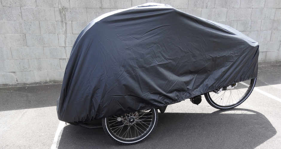 Winther | Rain / Storage Cover for cargo bike