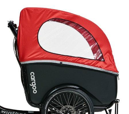 Winther | Cargoo | spare cargo bike Hood