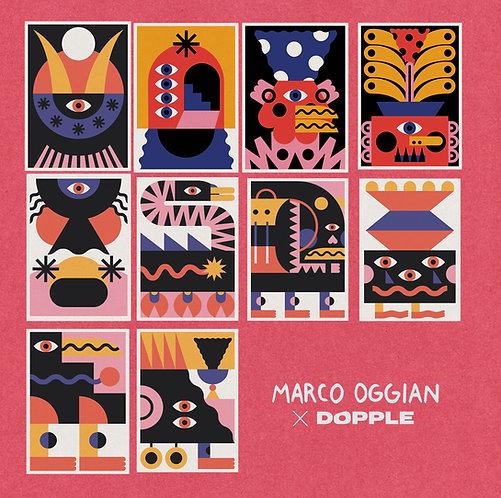 Marco Oggian A6 Artcard Set