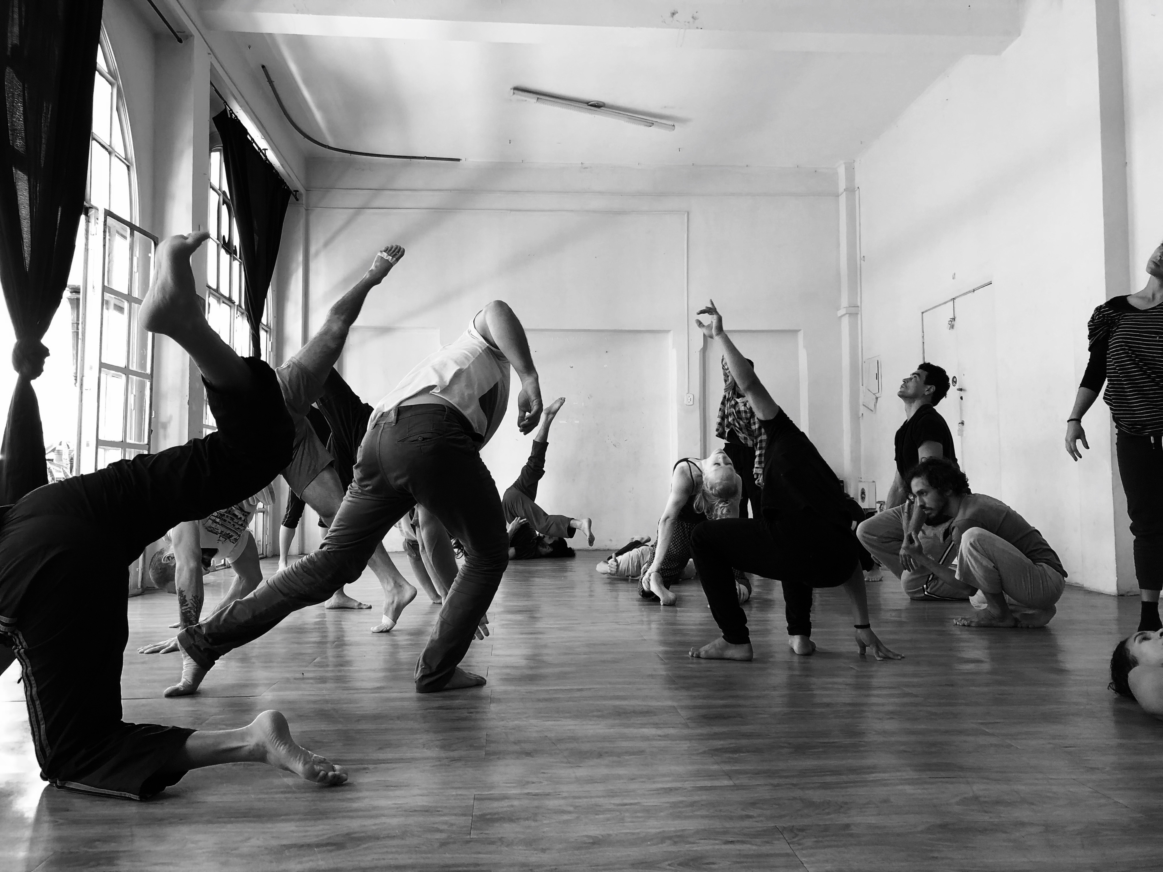 Workshop in Rio de Janeiro