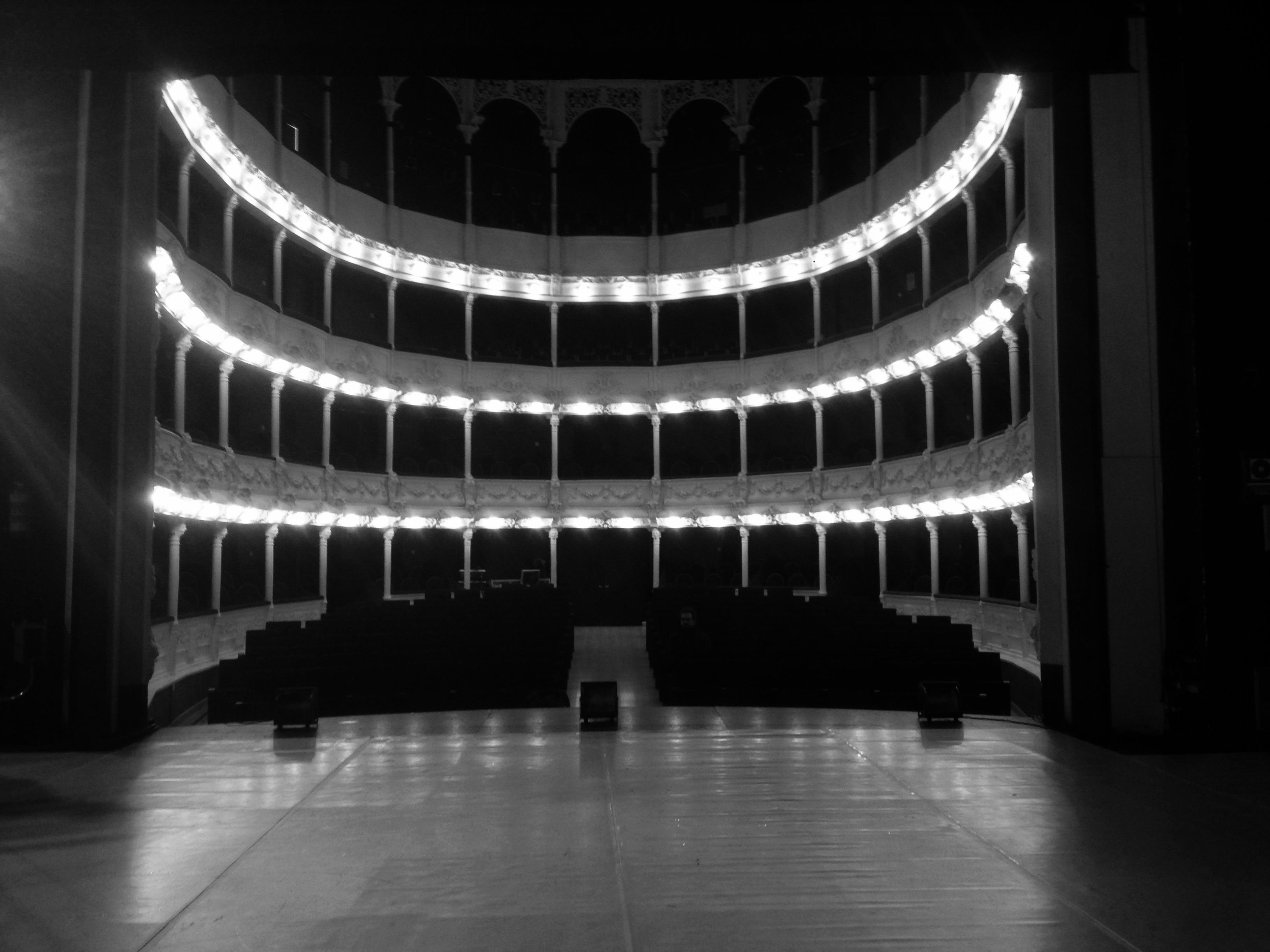 Theatre in Cadiz, Spain
