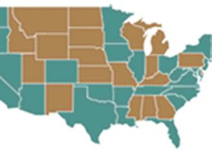United States Map of Animal Laws