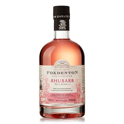 Foxdenton Rhubarb Gin Liqueur 21.5% (35cl)