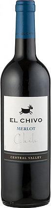 El Chivo Merlot, Central Valley, Chile