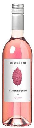 La Serie Folium Grenache Rose, Pays D'Oc, France