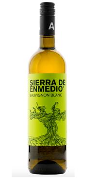 Sierra de Enmedio Sauvignon Blanc, Spain