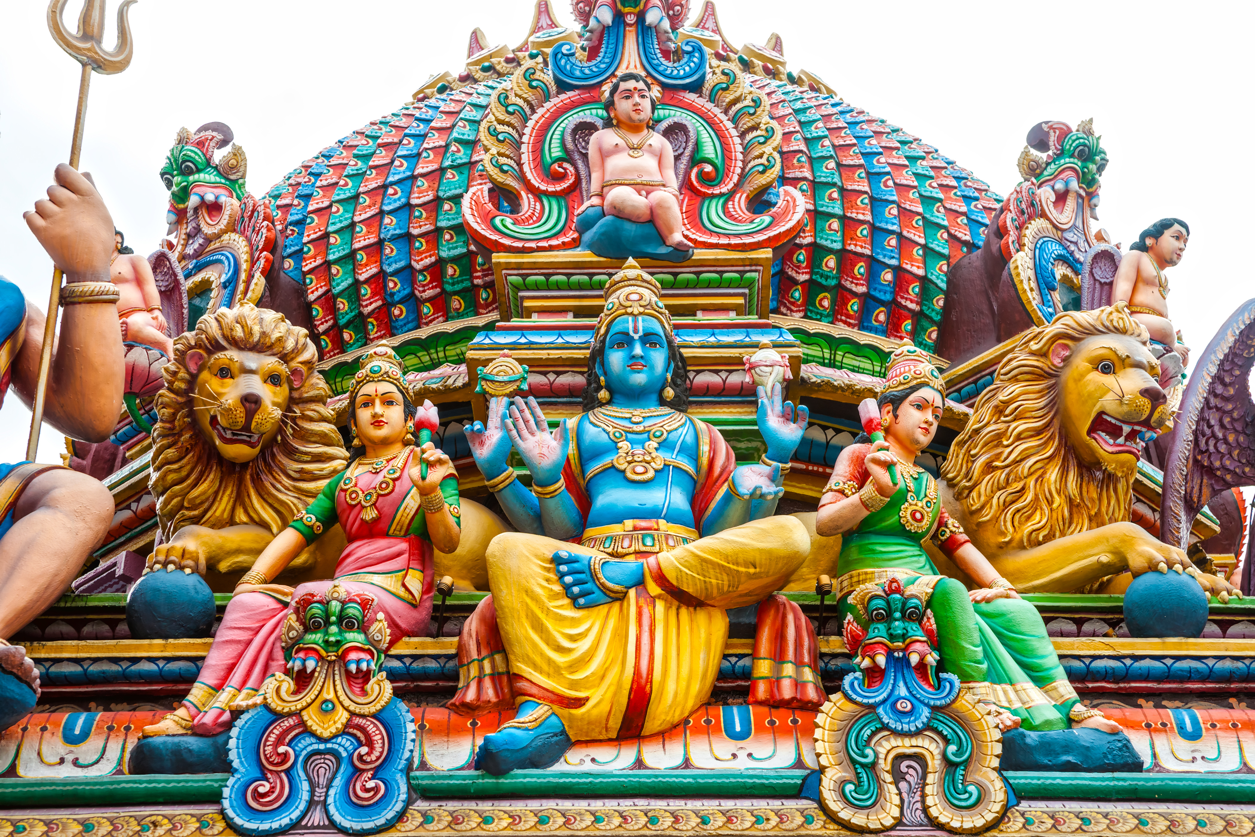 Hindu Tempel