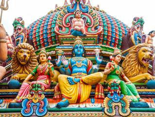 FRI FEB 15: The Different Personalities of India - w/ Barbara Reiff