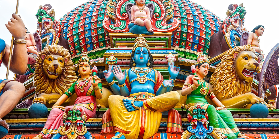 Паломническая поездка в Индию.