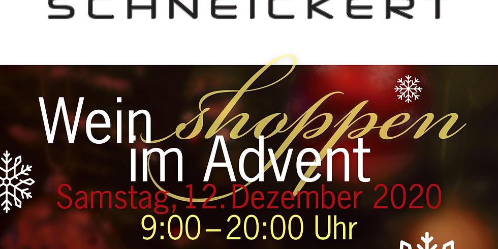 Wein Shoppen im Advent
