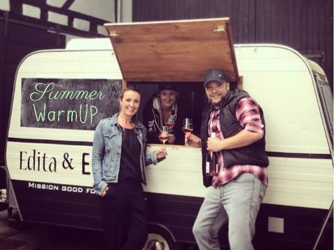 Summer WarmUP mit Edita & Emil