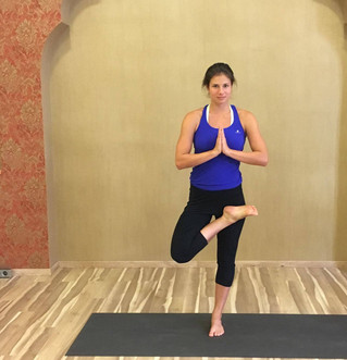 20 minutes yoga sequence, after work for no stress