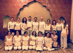 Yoga teachers training India