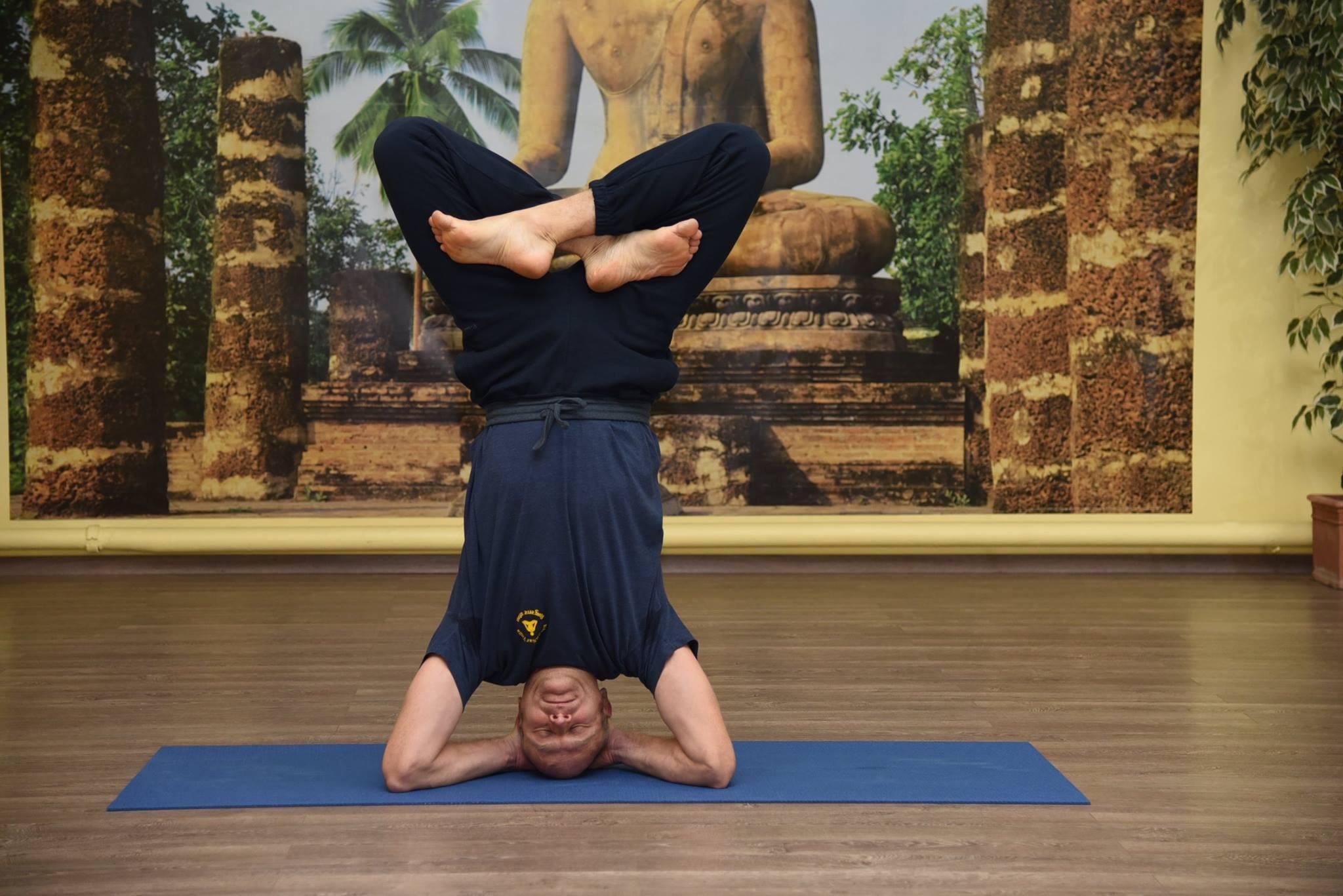 Online Yoga TTC