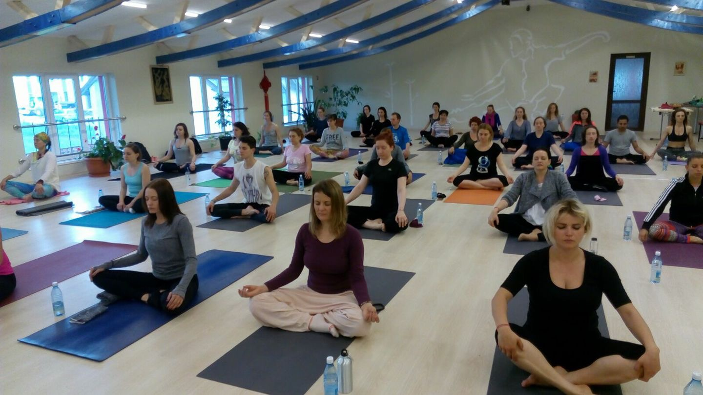 Yoga teachers training India