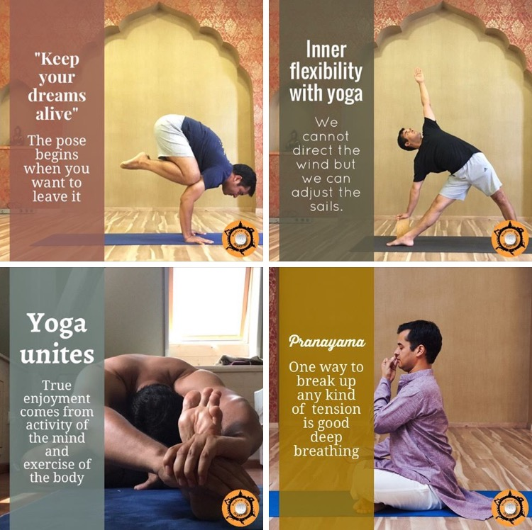 Vinyasa Yoga teachers training India