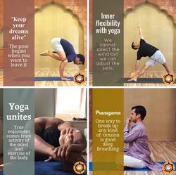 Vinyasa Yoga teachers training India