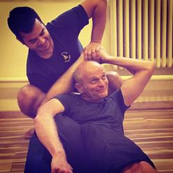 Ashtanga Yoga teachers training