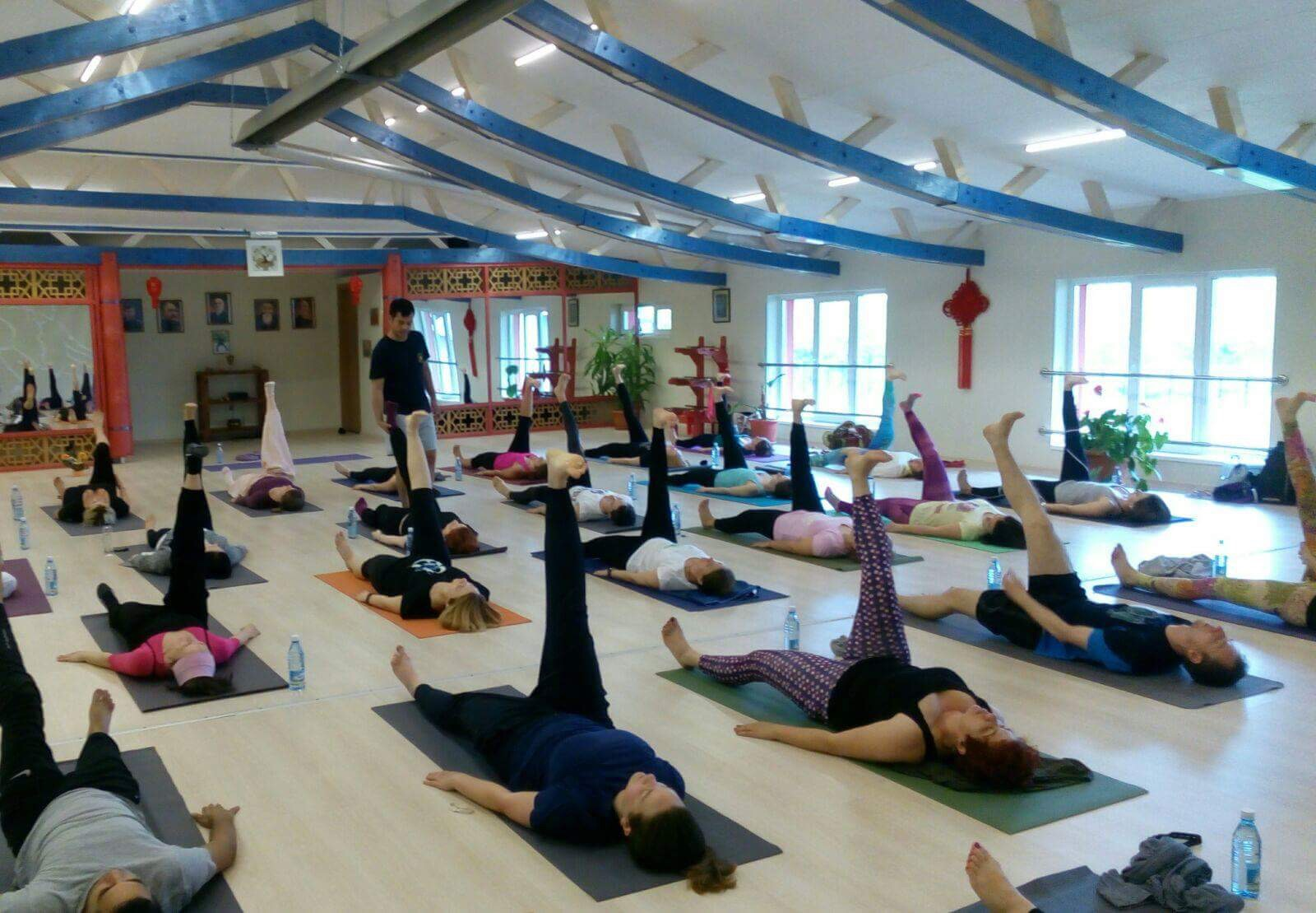 Hatha Yoga teachers training