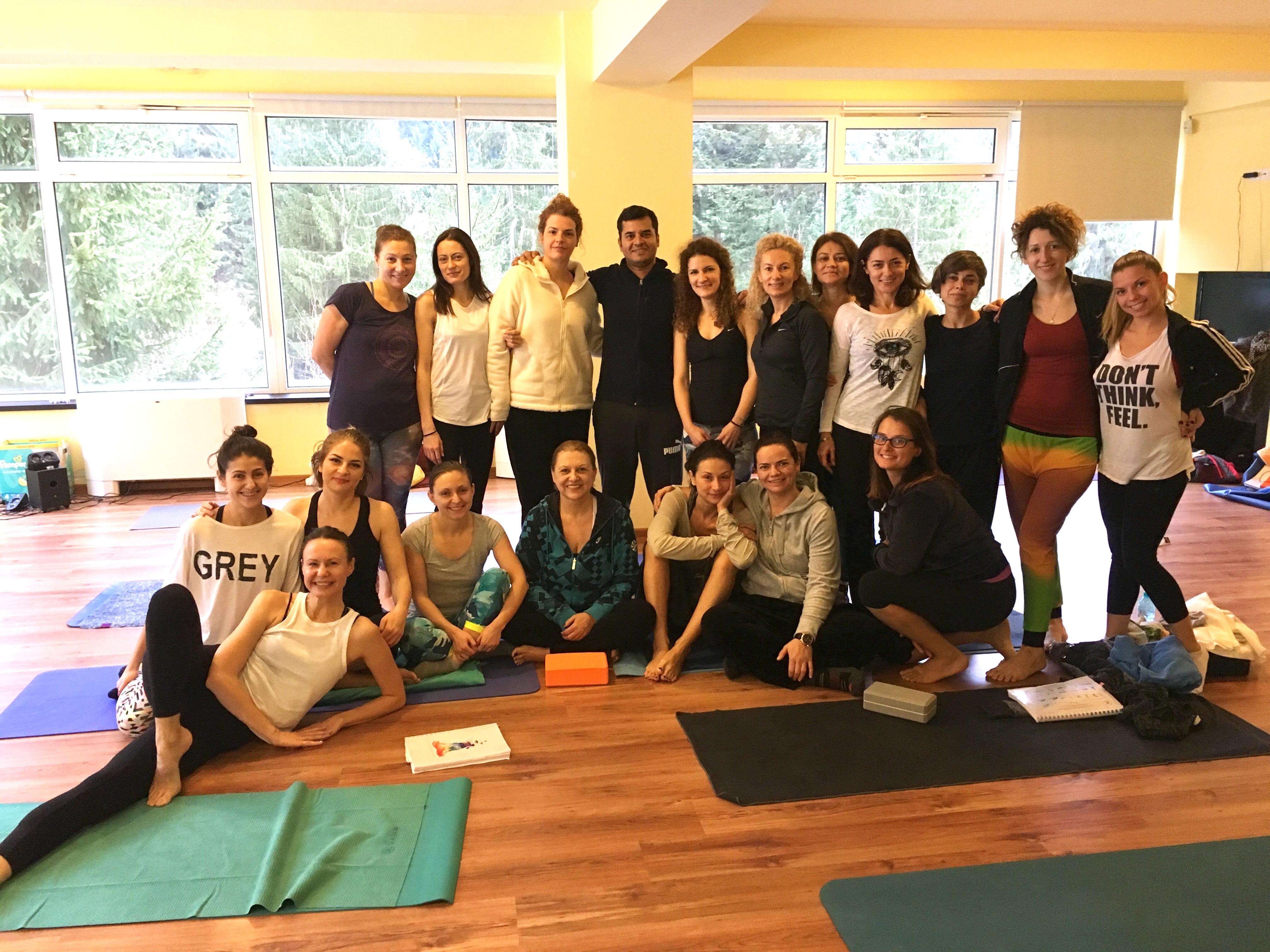 Yoga intensive Brasov