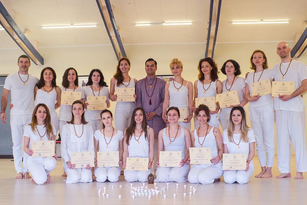 Yoga in Cluj Romania