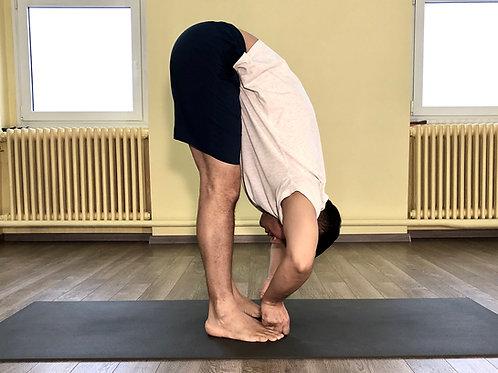 Advance yoga postures
