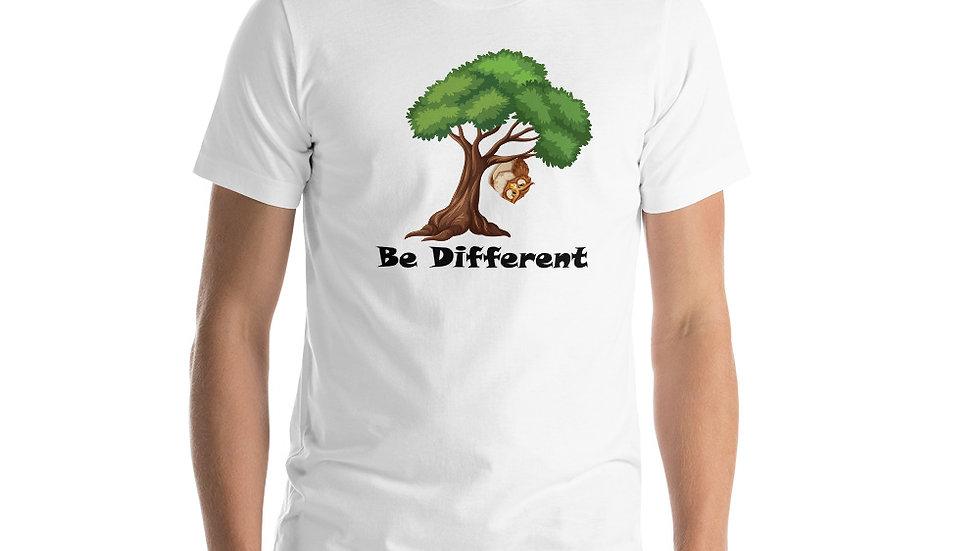 Be Different - Short-Sleeve Unisex T-Shirt
