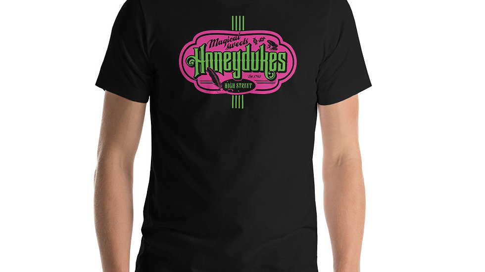 Honeydukes Sweet Shop From Harry Potter Tshirt For Sale