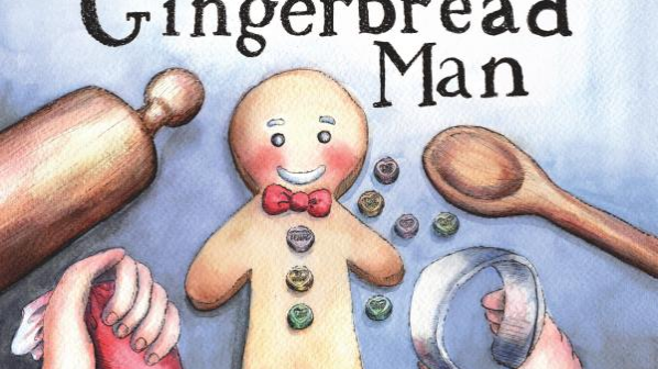 The Gingerbread Man Picturebook