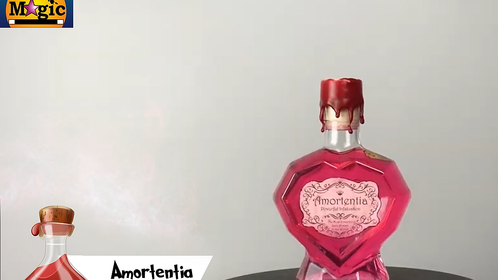 Amortentia Love Potion from Harry Potter for sale