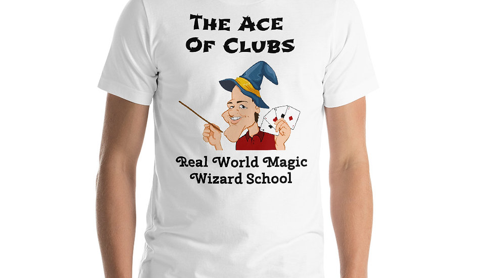 Magic Club Short-Sleeve Unisex T-Shirt