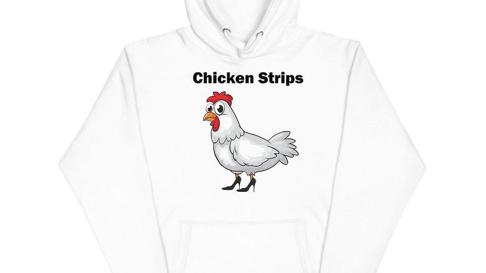 Chicken Strips Unisex Hoodie