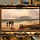 Thumbnail: Oil PAINTING SHORE SCENE Old Master 19th Century In a GOLD GILT FRAME