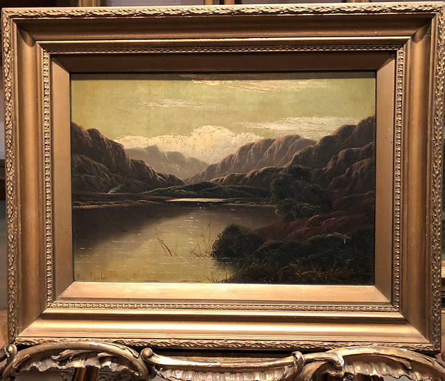 ROYAL ACADEMY ARTIST CHARLES LESLIE 100% AUTHENTIC SIGNATURE 1835-1890 PAINTING