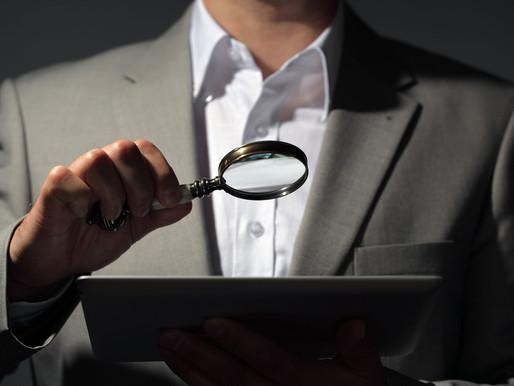 Услуги частного детектива, связанные с оказанием помощи в расследовании преступлений.