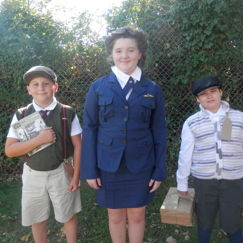 World War Two Day in Year 6!